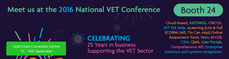 2016 National VET Conference