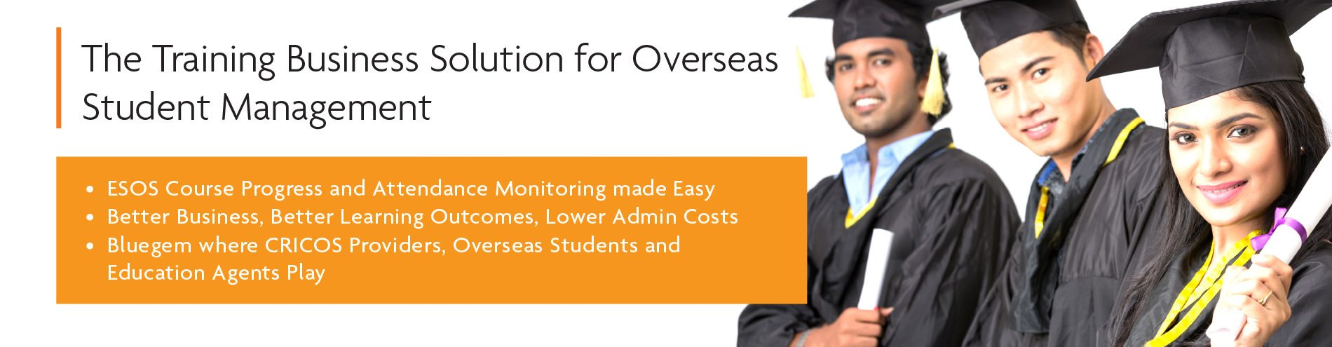 Internation Student Edition for CRICOS Profiders